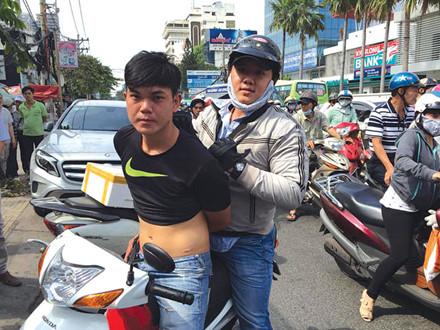 Tái lập hàng ngũ săn bắt cướp huyền thoại ở Sài Gòn?