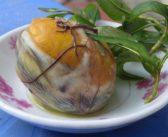 Cho con bú có ăn được trứng vịt lộn?