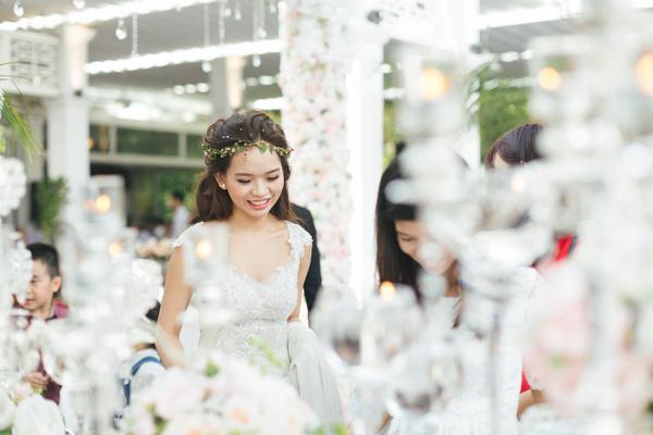 đám cưới ở phố đi bộ