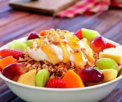 Những lợi ích từ bữa sáng với hoa quả