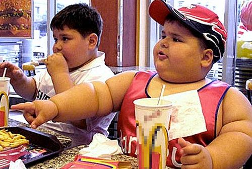 Bí quyết dinh dưỡng cho trẻ thừa cân béo phì